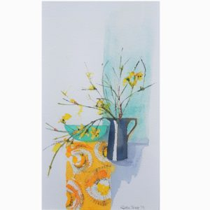 Drawing & Painting Flowers in Watercolour @ Stable Studio, Bevere Gallery