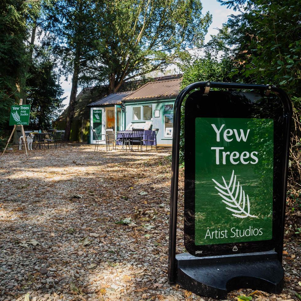 Yew Trees Artist Studios